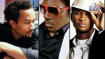 John Legend feat. Pusha T of Clipse vs. Usher - (U Remind Me of) Heaven (S.I.R. Remix) MUSIC VIDEO