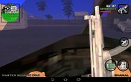 GTA San Andreas Android First person Mod