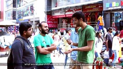 Bengaluru on 90's Cartoons - Road Side Stories | Put Chutney