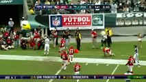 Week 2 - Chiefs vs. Eagles highlights - Michael Vick makes his debut in the Eagles 34-14 victory the Chiefs