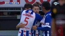 1-1 Arber Zeneli Goal Holland  Eredivisie - 16.09.2017 SBV Excelsior 1-1 SC Heerenveen