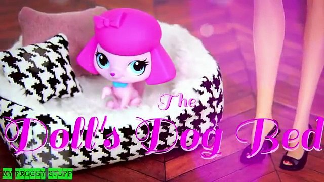 DIY - How to Make: Dolls Doghouse - Handmade - Crafts