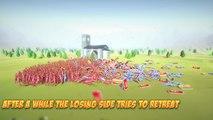 Totally Accurate Battle Simulator 1000 Archers - Totally Accurate Battle Simulator Gameplay