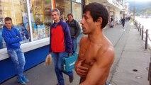 Bruce Lee de Romania de la Romanii au talent-Bruce Lee of Romania from Romanian got talent