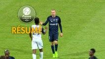 Paris FC - Tours FC (2-0)  - Résumé - (PFC-TOURS) / 2017-18