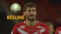 Valenciennes FC - RC Lens (1-0)  - Résumé - (VAFC-RCL) / 2017-18