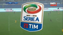 1-0 Radja Nainggolan Goal AS Roma 1-0 Hellas Verona - 16.09.2017