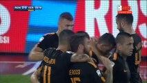2-0 Edin Džeko Goal AS Roma 2-0 Hellas Verona - 16.09.2017