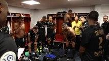 Dijon FCO 0-1 ASSE: la joie du vestiaire !