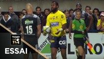 TOP 14 - Essai Alivereti RAKA 3 (ASM) - Clermont - Brive - J4 - Saison 2017/2018