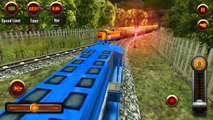 Train Racing Games 3D 2 Player - Android Gameplay HD