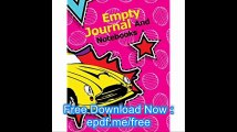 Empty Journal And Notebooks 8.5 x 11, 120 Unlined Blank Pages For Unguided Doodling, Drawing, Sketching & Writing