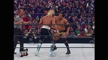 DWAYNE THE ROCK JOHNSON BATTLES HOLLYWOOD HULK HOGAN - WWE Wrestling - Sports MMA Mixed Martial Arts Entertainment