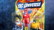 Flash Action Figure Collection DC Universe Barry Allen