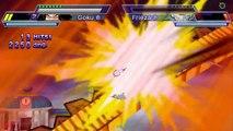 Dragon Ball:Shin Budokai 2(Psp) Ultimate attack form all