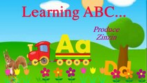 Bảng chữ cái tiếng Anh ABC ∞ Dạy các Bé mầm non