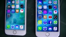 Goophone I6S V6 ◄ VS ► Apple iPhone 6S - REVIEW