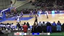 Pro B, J18 : Nantes vs Orchies