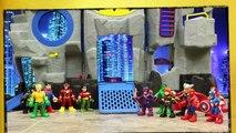 Superheroes Marvel vs DC Comics Epic Battle with Batman and Superman Fighting Spiderman