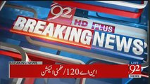 PMLN Ministers Threatening Voters In NA-120