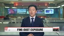 Korea's fine dust levels the worst among OECD member nations