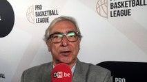 Arthur Goethals (président de la Ligue de basket)