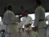 stage federal karate jutsu.