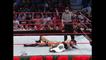 Jeff Hardy vs The Rock Raw 04.07.2003