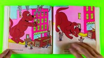 Clifford The Firehouse Dog Clifford the Big Red Dog Read Along Aloud Book
