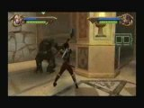 Soul Calibur Legends Taki and Siegfried Gameplay