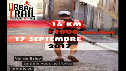 Urban Trail Val de Briey 2017