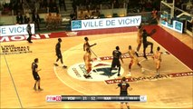 Pro B - J17 : Vichy-Clermont vs Nantes