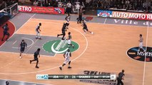 Pro A - J24 : Dijon vs Antibes