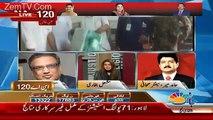 Hamid Mir Response On NA-120 Elections