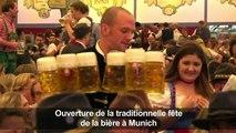[Actualité] Oktoberfest de Munich, ouverture du festival de la bière