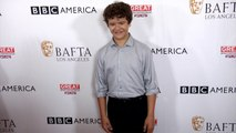 Gaten Matarazzo 2017 BAFTA LA TV Tea Party Red Carpet
