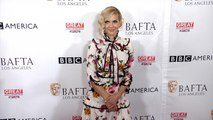 Rhea Seehorn 2017 BAFTA LA TV Tea Party Red Carpet