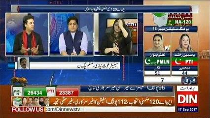 News Night With Neelum Nawab - 17th September 2017
