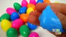Apprendre les couleurs pour enfants enfants les tout-petits avec vase gelée les couleurs Apprendre pour bébés