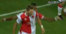 Milan Skoda Goal - Slavia Praha 1-0 Sparta Praha  - 17.09.2017