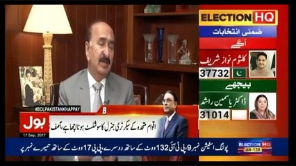 Pakistan Khappay With President Asif Ali Zardari - 17th September 2017