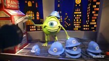 [4K] Interive Monsters Inc. Ride & Go Seek! - Popular Ride at Tokyo Disneyland