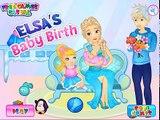 Pregnant Princess Elsa & Twilight Sparkle Give Birth Caesarean Baby Games HD