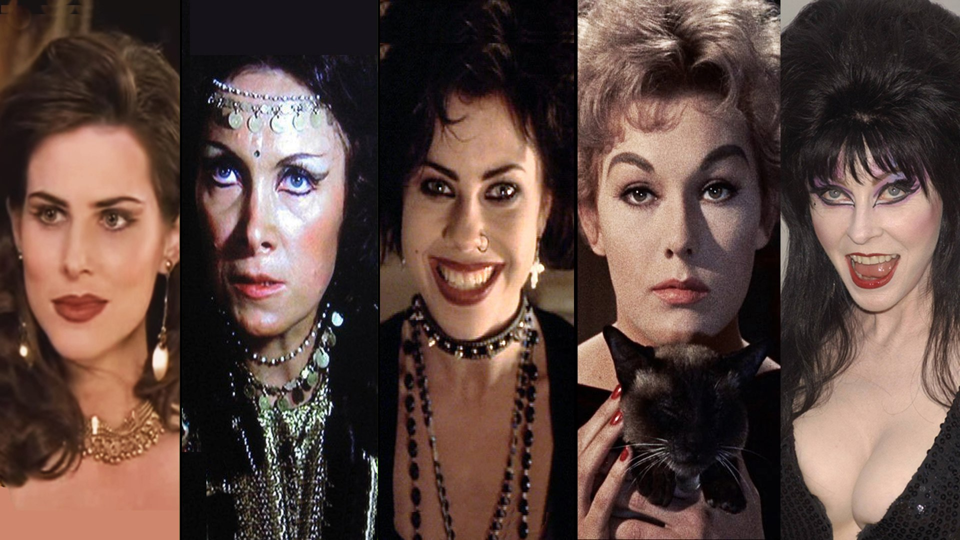 Witches in movies and TV