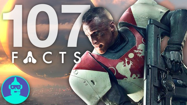 107 Destiny 2 Facts YOU Should Know!!!   The Leaderboard