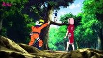 Funny TEAM 7 and their TEAMWORK moments - Naruto Sasuke Sakura AMV (Korean Ver.)