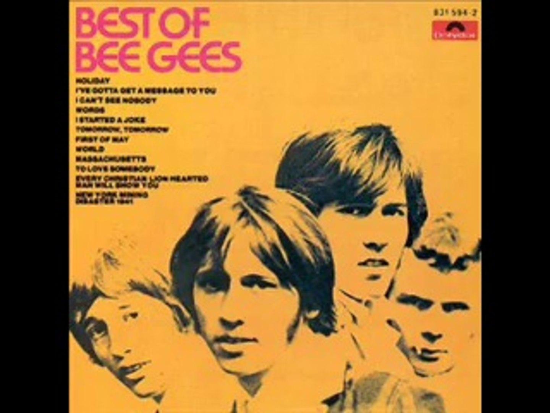 The Bee Gees - Tomorrow Tomorrow (1969)