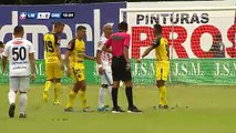 Futbol Nacional Liberia 1 - 4 Grecia 170917