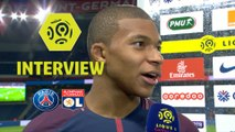 Interview de fin de match : Paris Saint-Germain - Olympique Lyonnais (2-0)  - Résumé - (PARIS-OL) / 2017-18