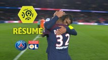 Paris Saint-Germain - Olympique Lyonnais (2-0)  - Résumé - (PARIS-OL) / 2017-18